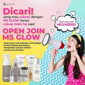 join reseller ms glow